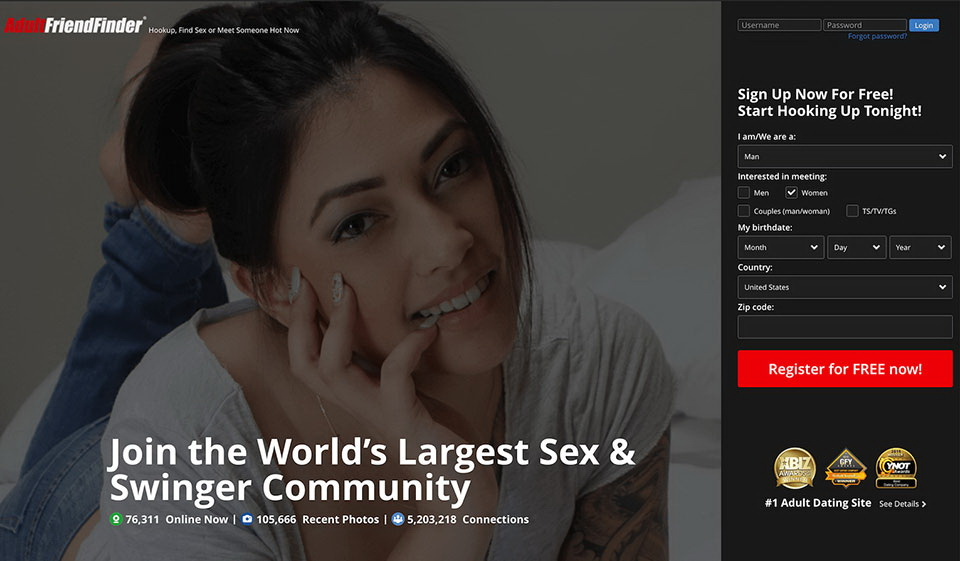 AdultFriendFinder Review: Developing Hookup Site in 2021